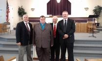 Ordination at Baptist Temple